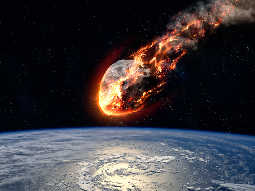 NASA's 5-step prepare for when it finds a giant, killer asteroid headed directly for Earth