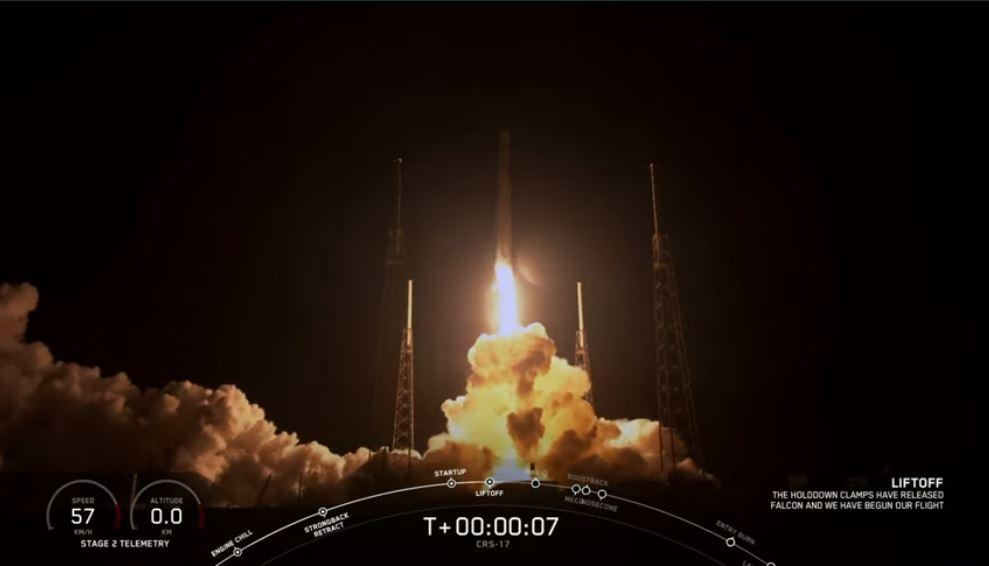 SpaceX Launches Freight Objective For NASA To The International Spaceport Station