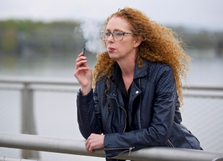 E-cig business Juul is diving even more into health with an app tailored towards turning cigarette smokers into Juulers