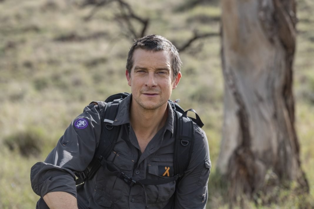 Environment Modification Q & & A with Bear Grylls