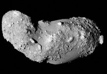 Hayabusa1's Samples of Itokawa Showed Up Water That's Extremely Comparable to Earth's Oceans