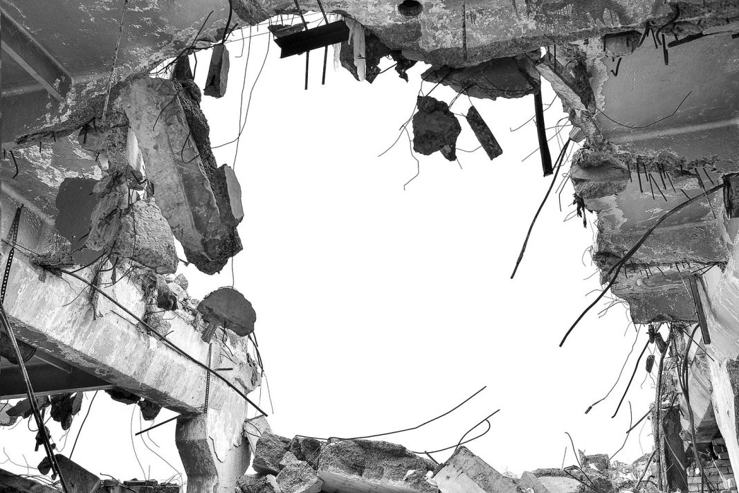 Enjoy Concrete Explode As Researchers Probe Weird Phenomenon