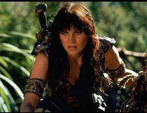 Hard parasitic shellfish called for Xena: Warrior Princess