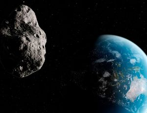 Over 20,000 identified asteroids now cruise the cosmos close to Earth