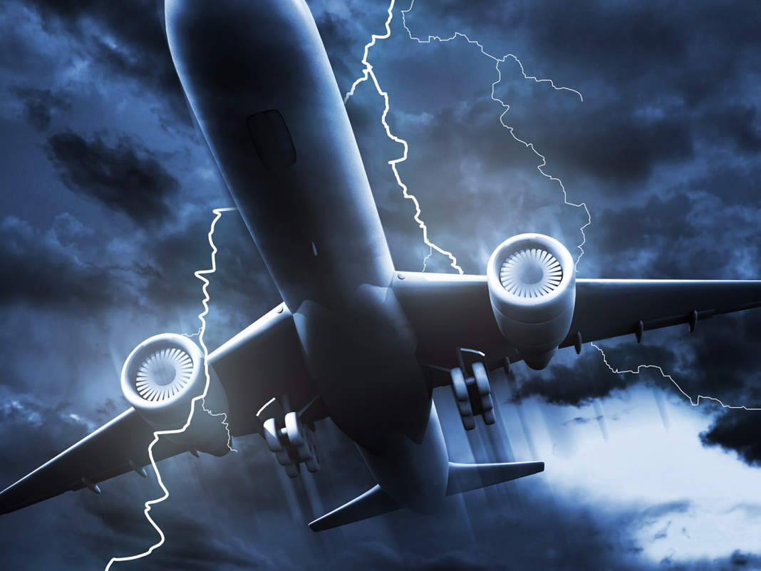 What actually occurs when lightning strikes an airplane– and the smart functions that decrease the threat of damage