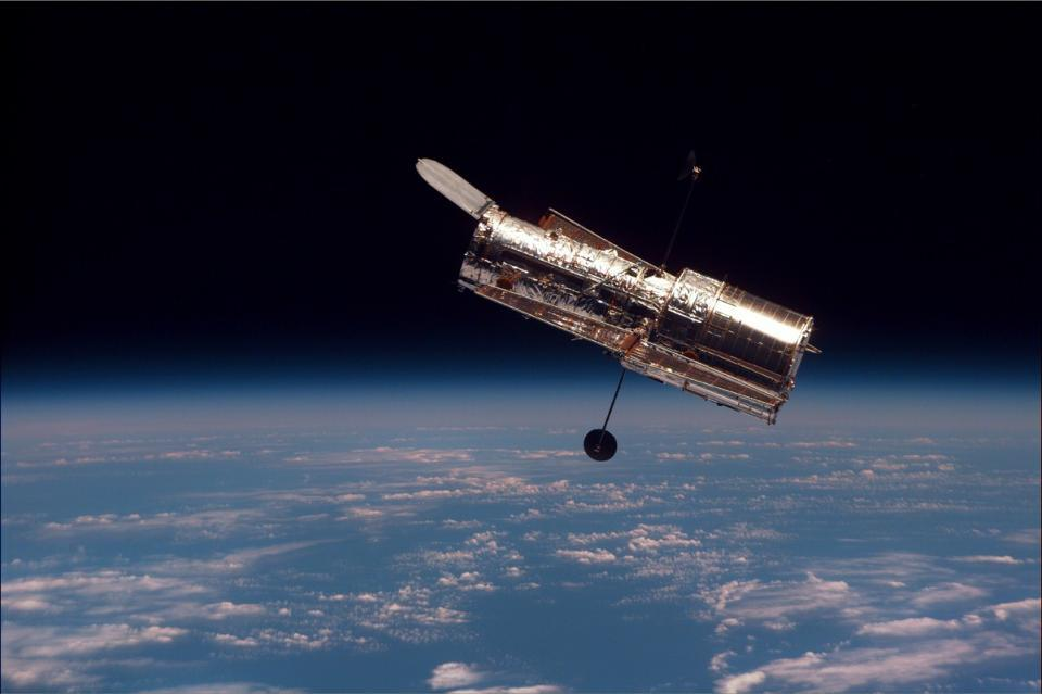We Have Now Reached The Limits Of The Hubble House Telescope