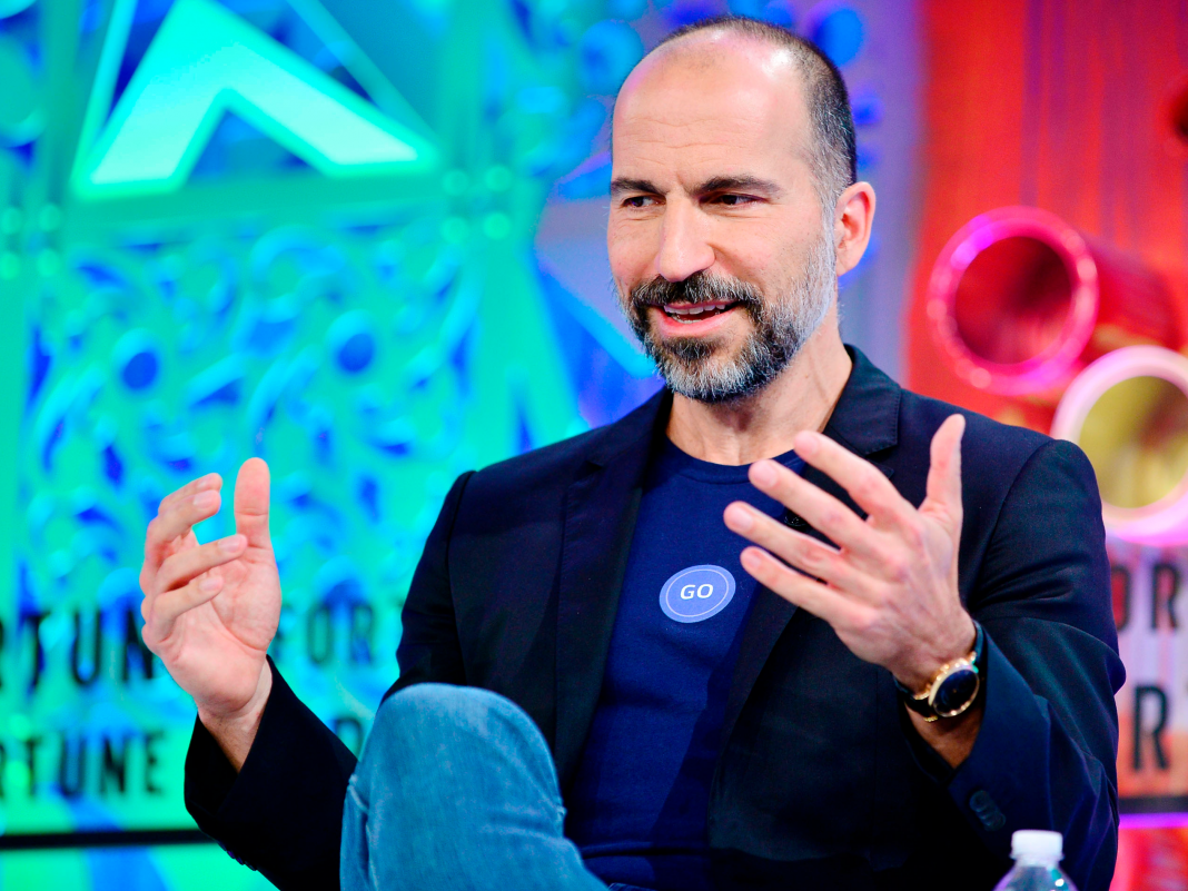 LIVE: Uber is set to start selling among the biggest United States IPOs on record (UBER)