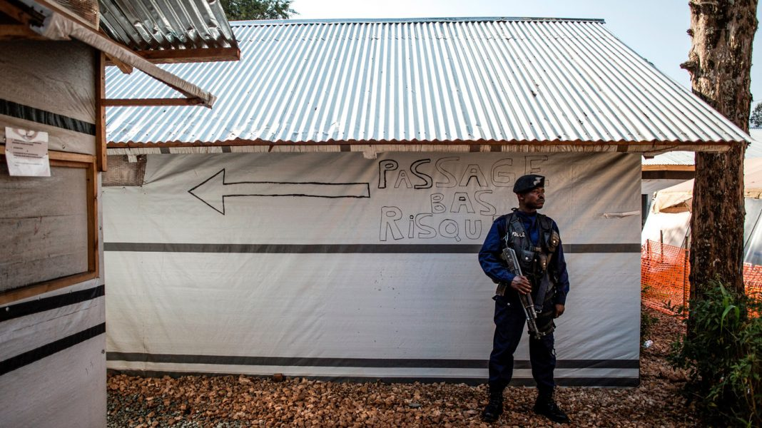 Risks By Text, A Mob Outdoors The Door: What Health Employees Face In The Ebola Zone