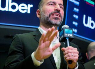 Uber suffers frustrating stock exchange launching