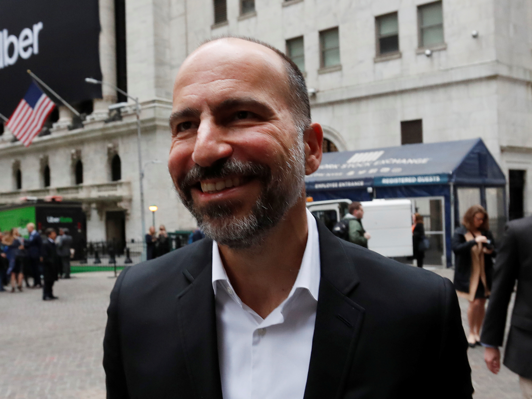 PayPal currently lost $37 million on the Uber financial investment it simply made as part of the IPO (UBER, PYPL)