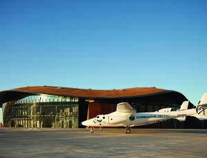 For Virgin Galactic, house tourism now begins in New Mexico
