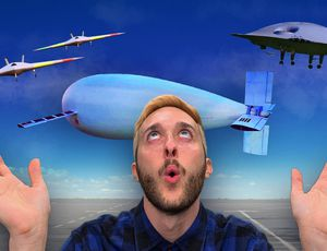 4 game-changing speculative airplane video