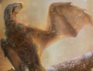 Researchers simply found a brand-new dinosaur with tough bat wings