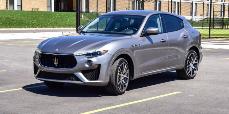 Silky-smooth with a lot of speed: Maserati Levante GTS evaluation