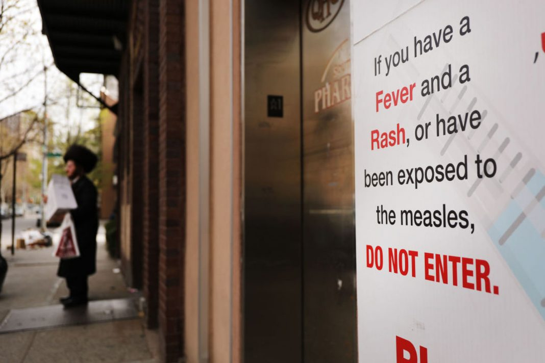 How the United States Veered Off the Course to Measles Removal