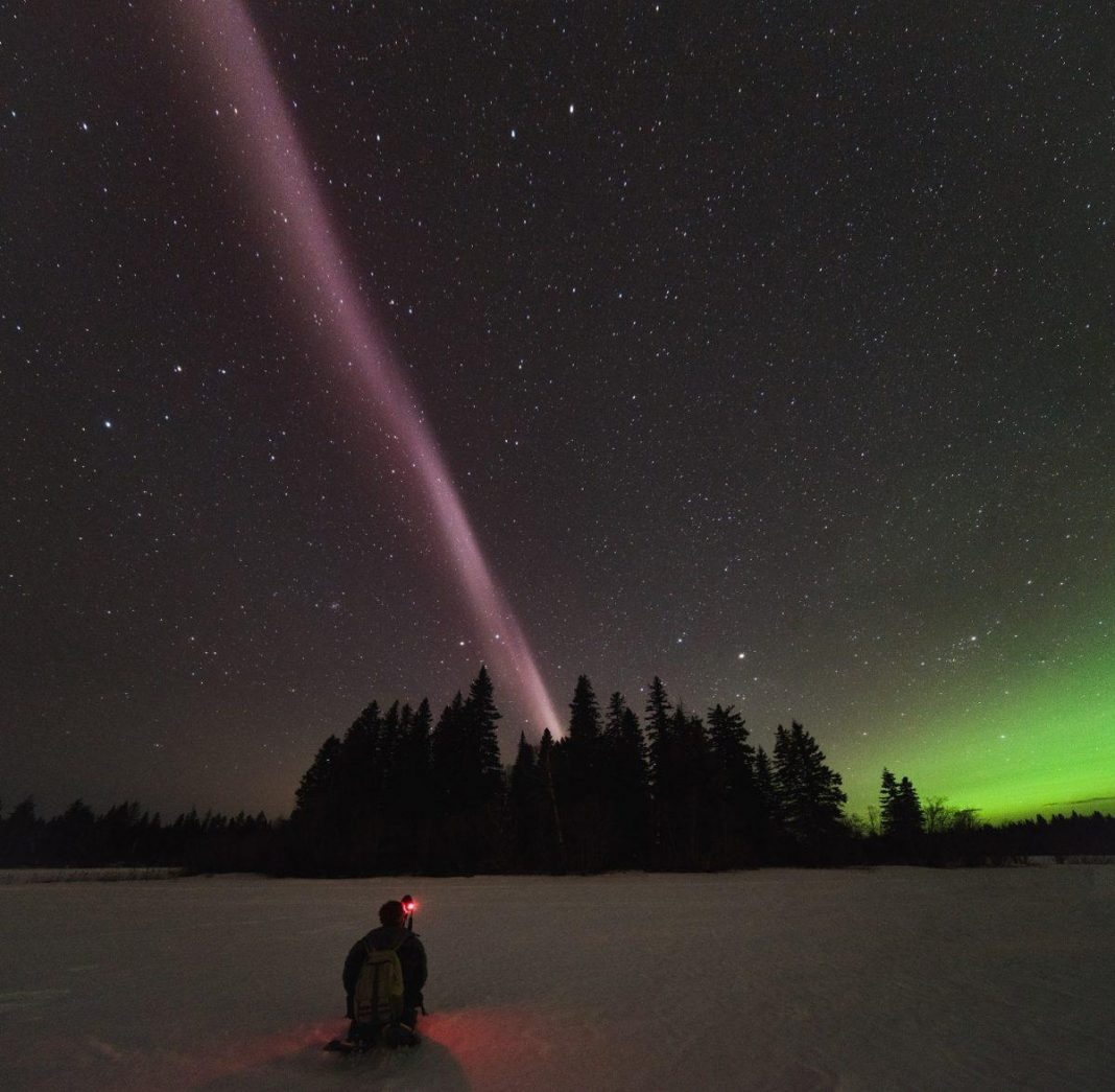Researchers Resolve The Secret Of STEVE, And Discover It's A Lot More Than An Aurora