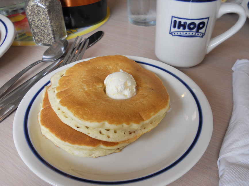 IHOP is getting knocked for an anatomically inaccurate Mom's Day post that joked about pancakes in a uterus