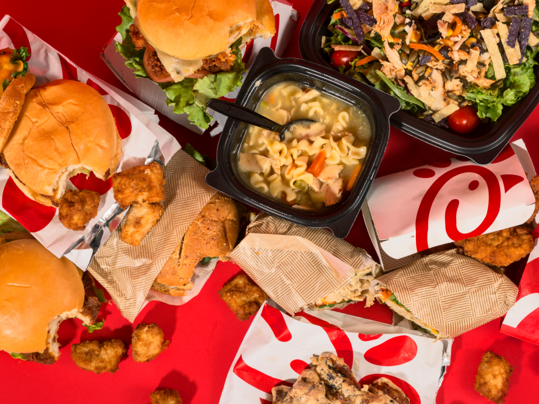 3 covert techniques in the Chick-fil-A app that the majority of people have no hint exist