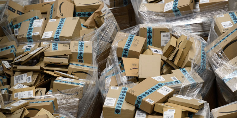 Amazon to workers: Stop your task, we'll assist you begin a shipment service