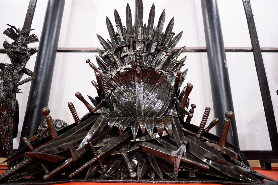 Did The Iron Throne Endure The Penultimate Episode Of Video Game Of Thrones?