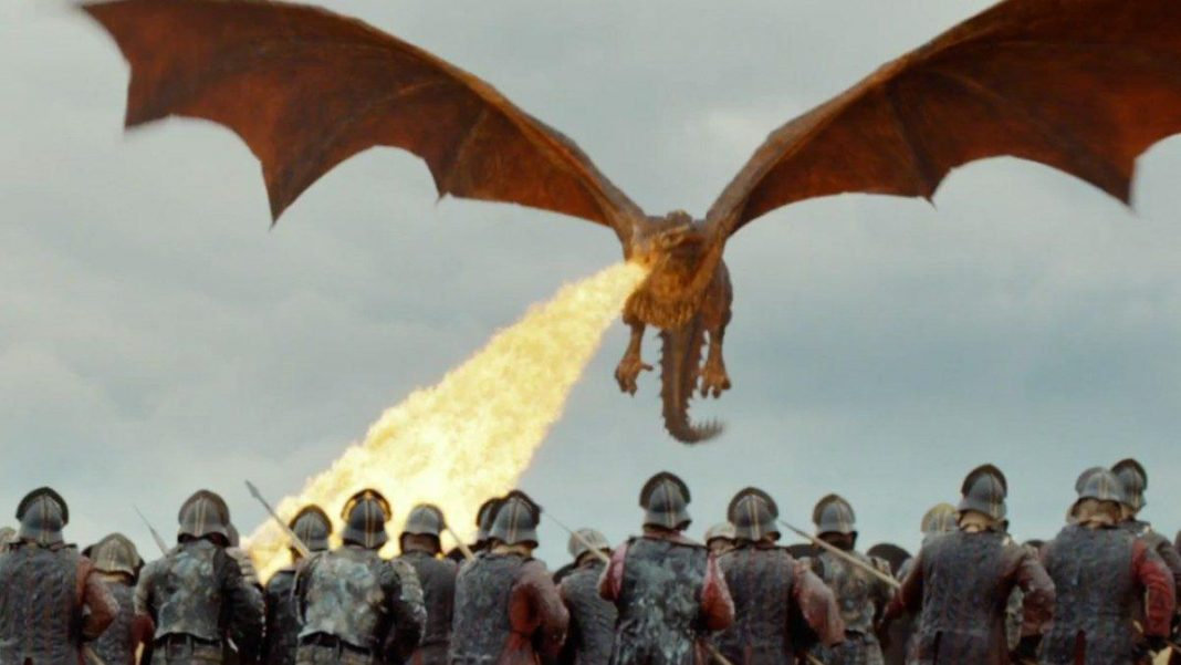 HBO's 'Video game Of Thrones' Dragons Have A Huge Intense Physics Issue