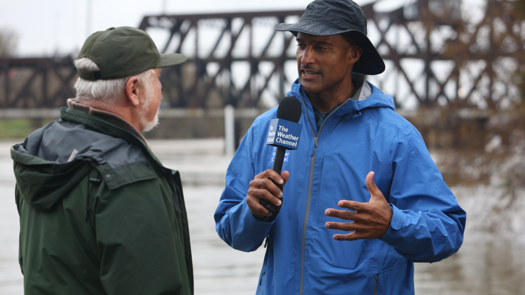 I'm Paul Goodloe, Meteorologist at The Weather Condition Channel, and This Is How I Moms And Dad