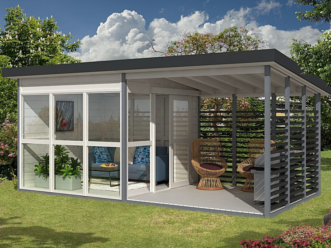 Amazon is offering a $7,250 small house package that can be created in simply 8 hours