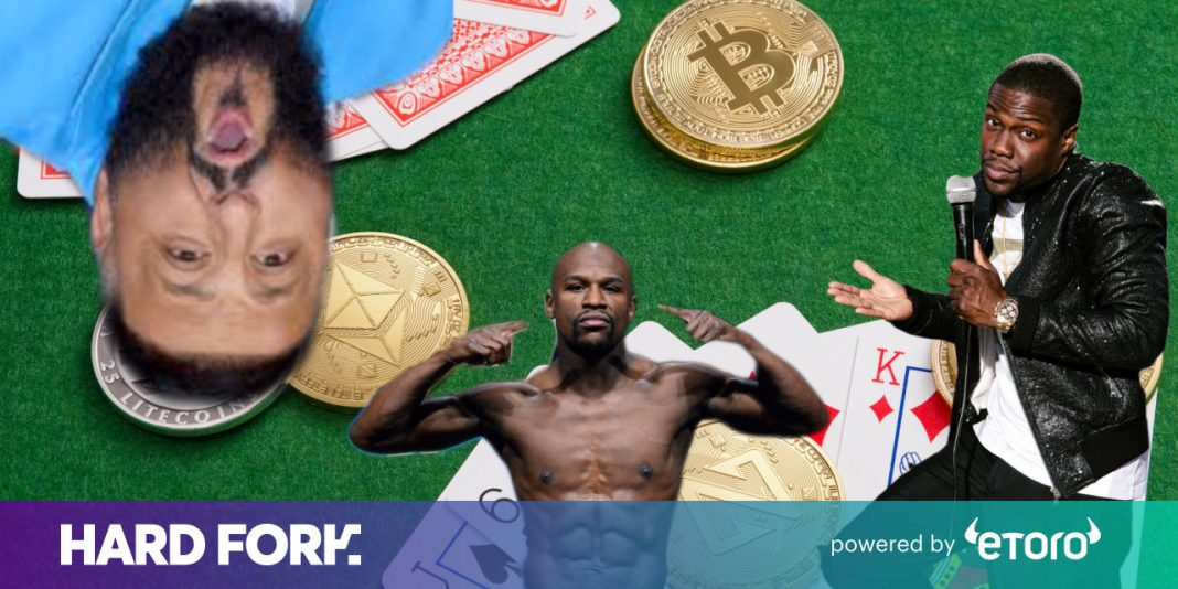 ICO scams upgrade: DJ Khaled and Mayweather stroll totally free, Kevin Hart beside be examined