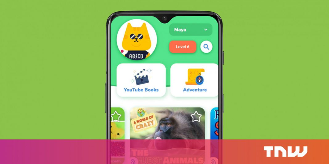 Google's brand-new totally free app teaches kids to check out by listening to them