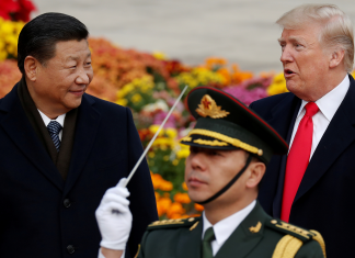 Trump's Huawei ban may spark a tit-for-tat battle with Beijing that places Apple in the midst of the crossfire (AAPL, NVDA, INTC, AMD, QCOM)