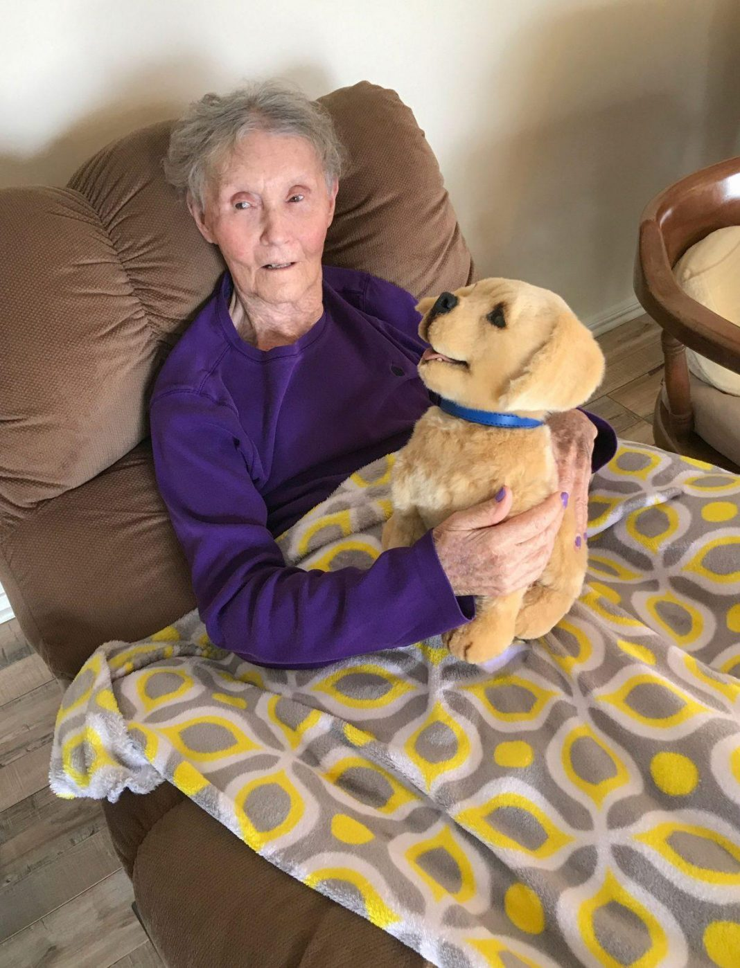 Business Presents Jim Henson's Animal Shop-Designed Robotic Young Puppy For Dementia Treatment