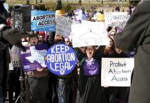 This is what might take place if Roe v. Wade fell