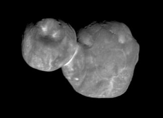 Very first arise from New Horizons' time in the Kuiper Belt