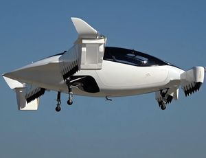 Lilium reveals its 5-seater electrical air taxi video