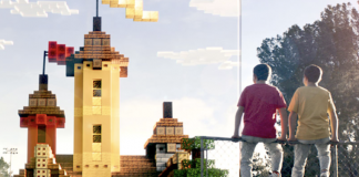 There's a brand-new Minecraft video game coming, and it's played totally in increased truth