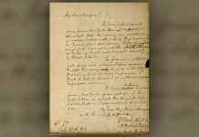 Check Out the Long-Lost Letter from Alexander Hamilton to the Marquis de Lafayette, Stolen 60 Years Ago