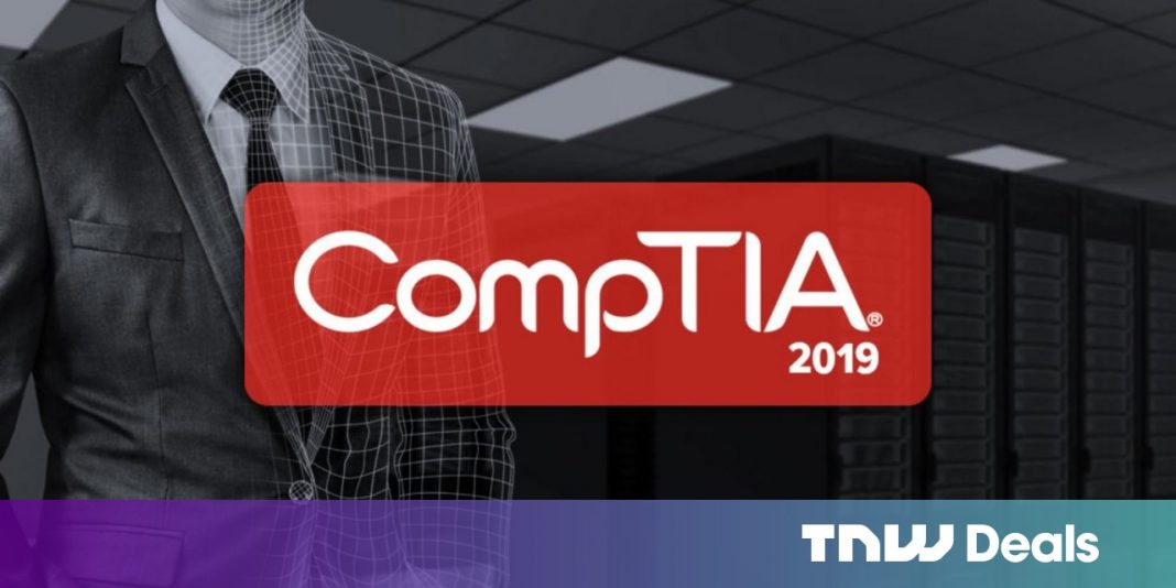 Preparation to ace a lots treasured CompTIA accreditation tests with this $69 package