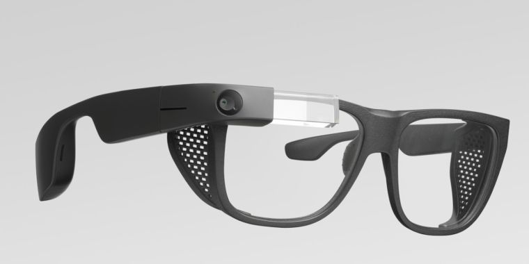 Google Glass still exists: Meet Google Glass Business Edition 2