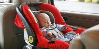 Stop Letting Your Infant Sleep in a Safety Seat Outside the Vehicle