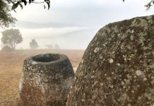 10- Foot-Tall Stone Jars 'Made by Giants' Stored Human Being Bodies in Ancient Laos