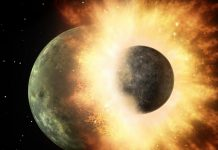 Dwarf World 'On Crash Course With Moon' May Explain Mysterious Lunar Surface Area, State Researchers