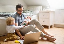Be Upfront About Your Parenting Duties in the Work Environment