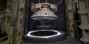 Mars 2020 spacecraft subjected to harsh tests as it gets ready for launch