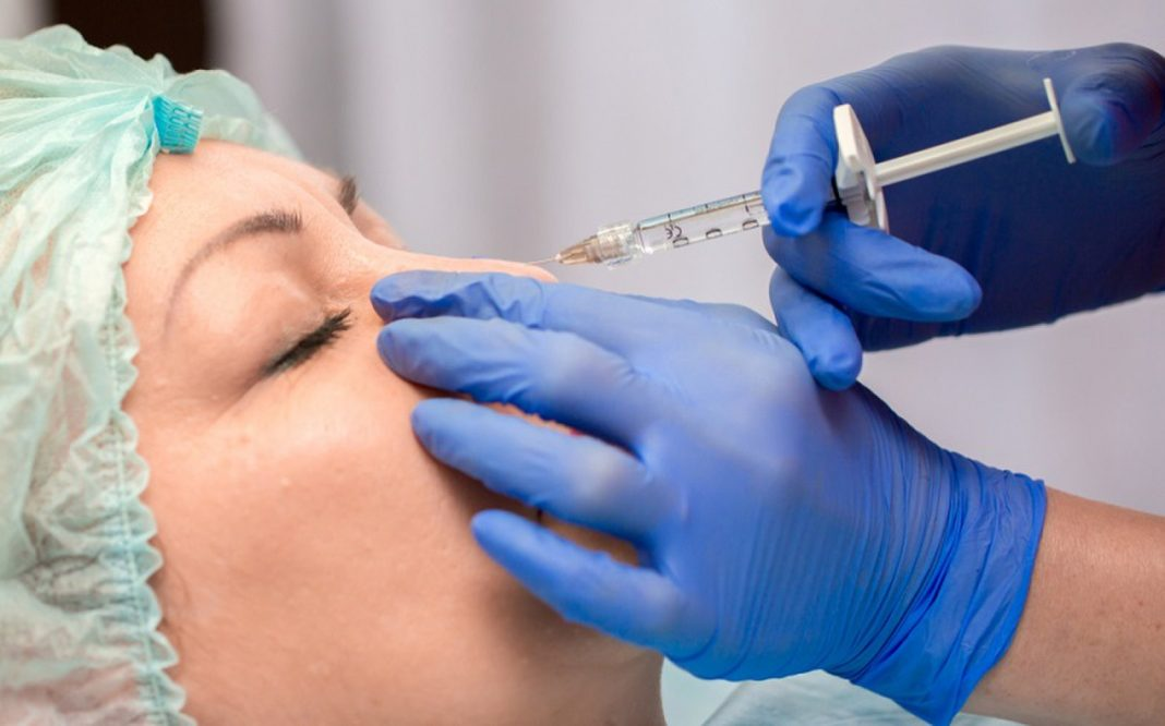Female's Facial Injection for 'Liquid Nose Surgery' Left Her with Uncommon Eye Issue