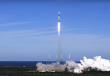Watch SpaceX launch its first 60 Starlink satellites