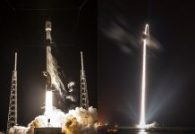 SpaceX simply released 60 satellites for its Starlink Constellation. Web service companies need to be really anxious.