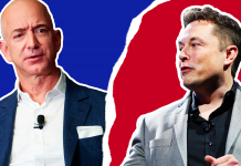 Why Elon Musk and Jeff Bezos remain in a legendary fight that's lasted years