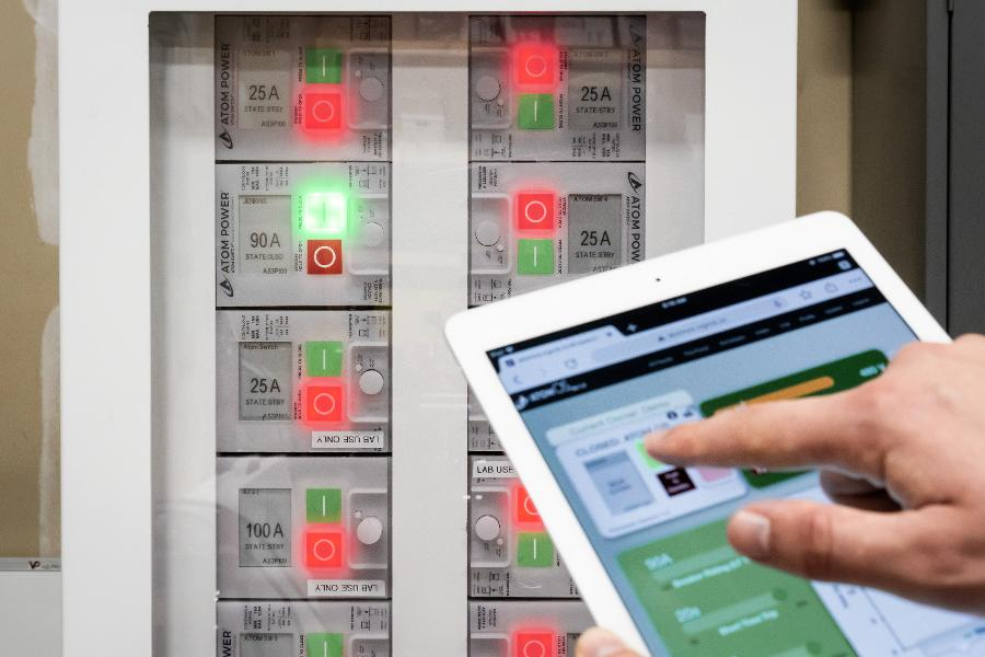 This Start-up Is Taking Circuit Breakers Out Of Dusty Basements And Into The 21 st Century