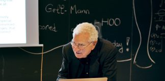 Murray Gell-Mann offered structure to the subatomic world