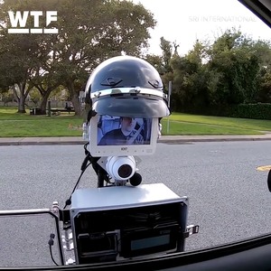 This robotic might one day compose you a traffic ticket video